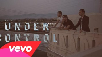 Calvin Harris & Alesso feat Hurts- Under Control (Music Video)