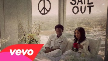 Jhene Aiko feat Childish Gambino- Bed Piece (Music Video)
