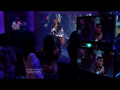 """Mack Wilds Performs """"Own It"""" on Wendy with DJ Reg West (Video)"""