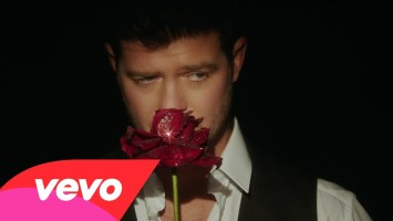 Robin Thicke- Feel Good (Music Video)