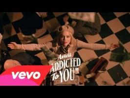 Avicii- Addicted To You (Music Video)