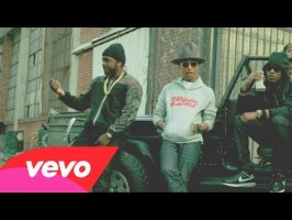 Future feat Pharrell & Pusha T- Move That Dope (Music Video)