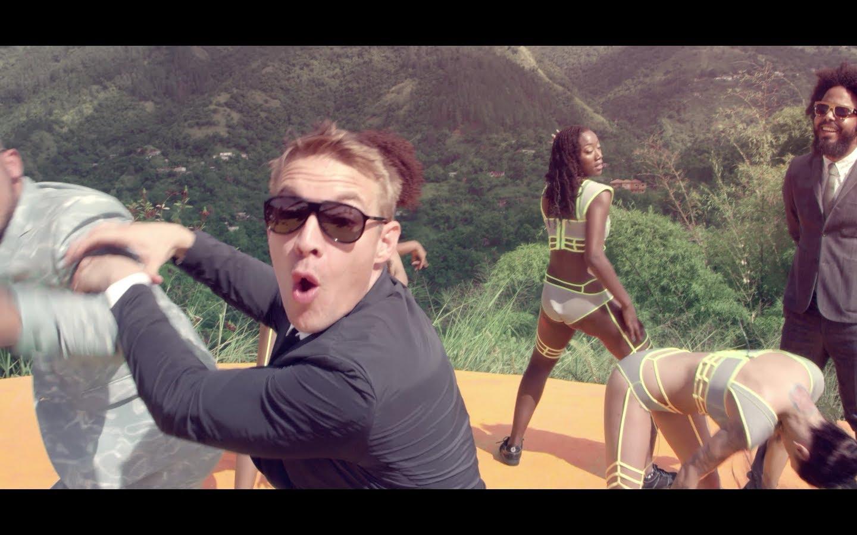 Major Lazer feat Moska & RDX- Lose Yourself (Music Video)