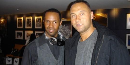 Derek-Jeter-and-DJ-Reg-West