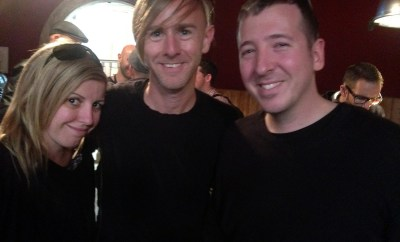 ADE Moment: Richie Hawtin with NYC pals Sleepy & Boo.