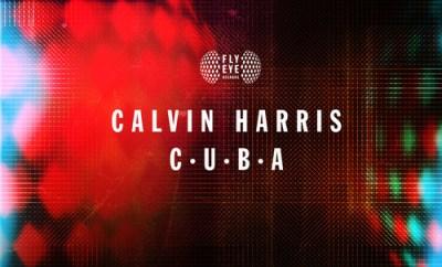 CalvinHarrisCUBA
