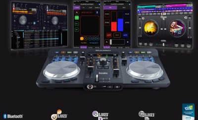 Universal DJ Deck