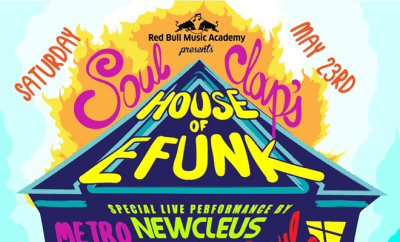 Red Bull Music Academy pres. Soul Clap's House of eFunk at Movement Detroit