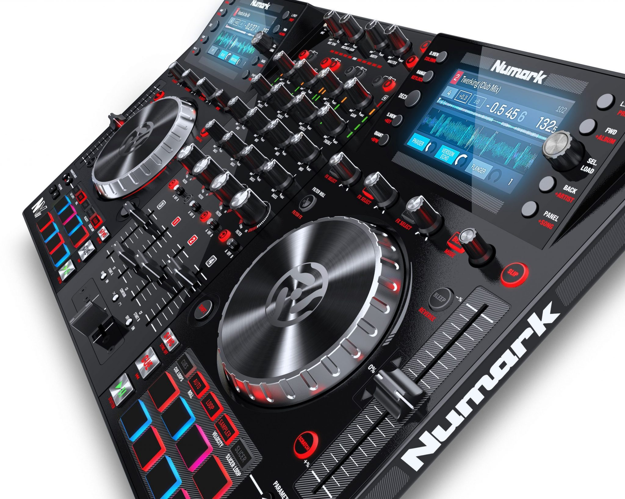 Dont Touch My Laptop Hd Wallpaper Numark Nv Ii Resuited And Rebooted Djworx