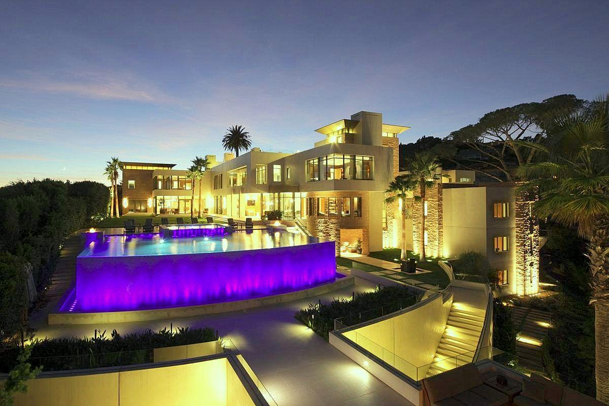 Hillside luxury home design inspiration dk decor