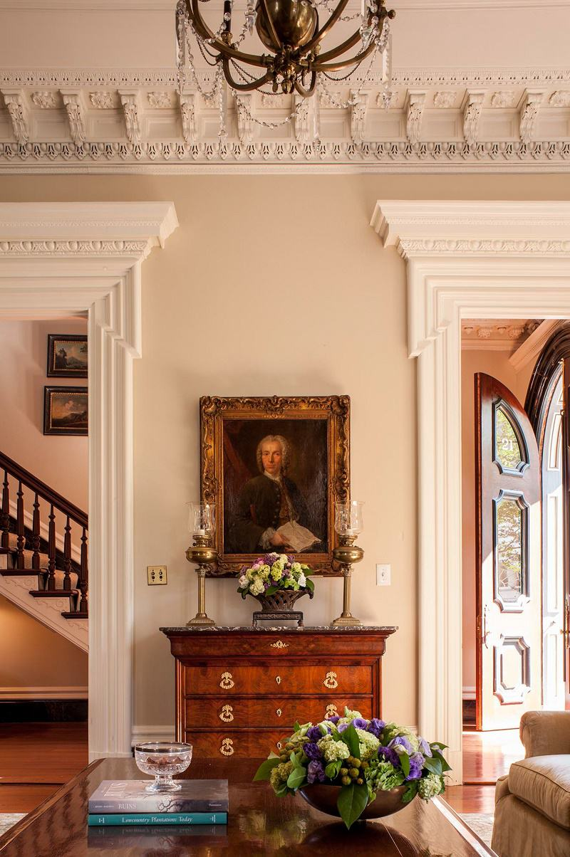 Interior Designers Charleston Sc Southern Classic Mansion: Historic Charleston- Dk Decor