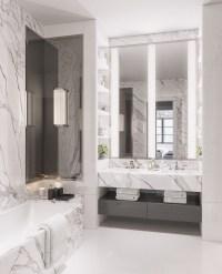 Modern Luxury Bathrooms - Dk Decor