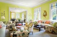 Living Room Design: American Designers - DK Decor