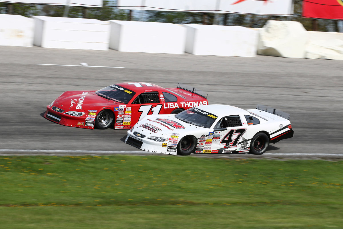 Speed Way Arca Cra Super Series Set For Glass City 200 At Toledo Speedway
