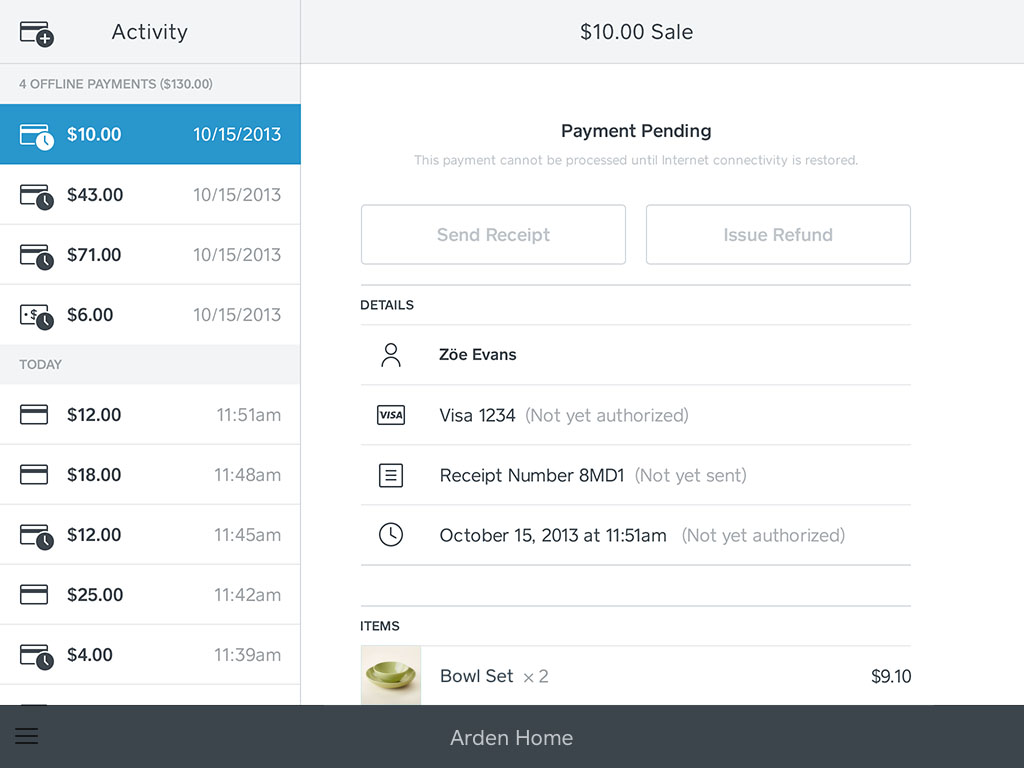 Online Shopping Mode Of Payment Square Register Process Payments With Offline Mode Jfj