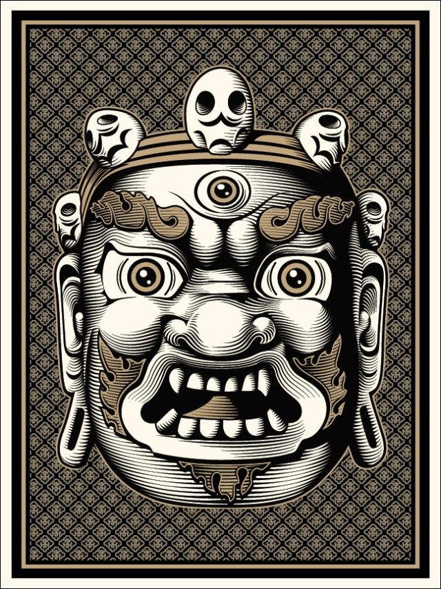 The Cryptik Mahakala