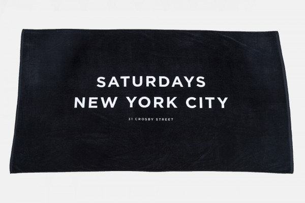 Saturdays NYC Beach Towels