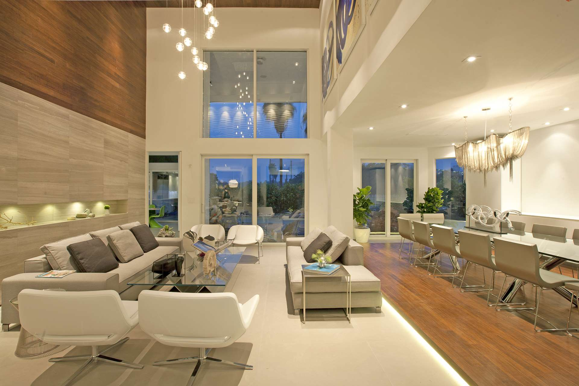 Modern Home Residential Interior Design By Dkor Interiors