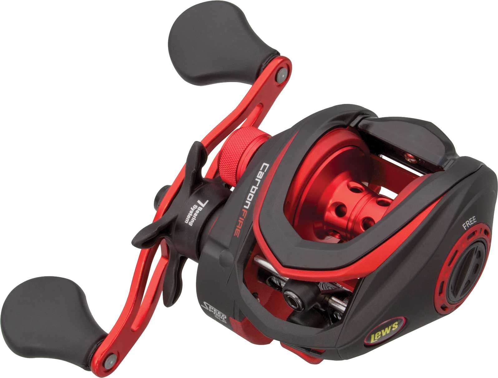 Lew39s Carbon Fire Speed Spool Baitcasting Reels Dick39s