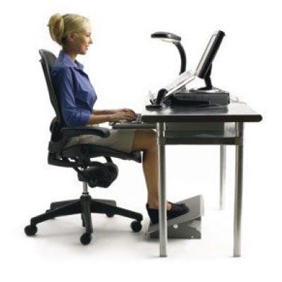 blogging and ergonomics