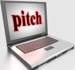 pitch business