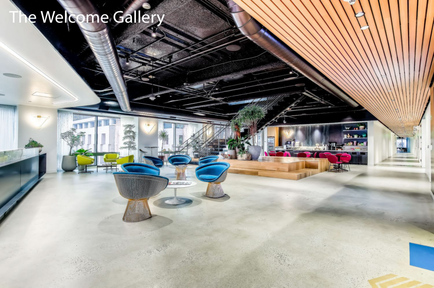 Creative Office Reception Design Creative Office Dtla Image Locations Filming And Photography