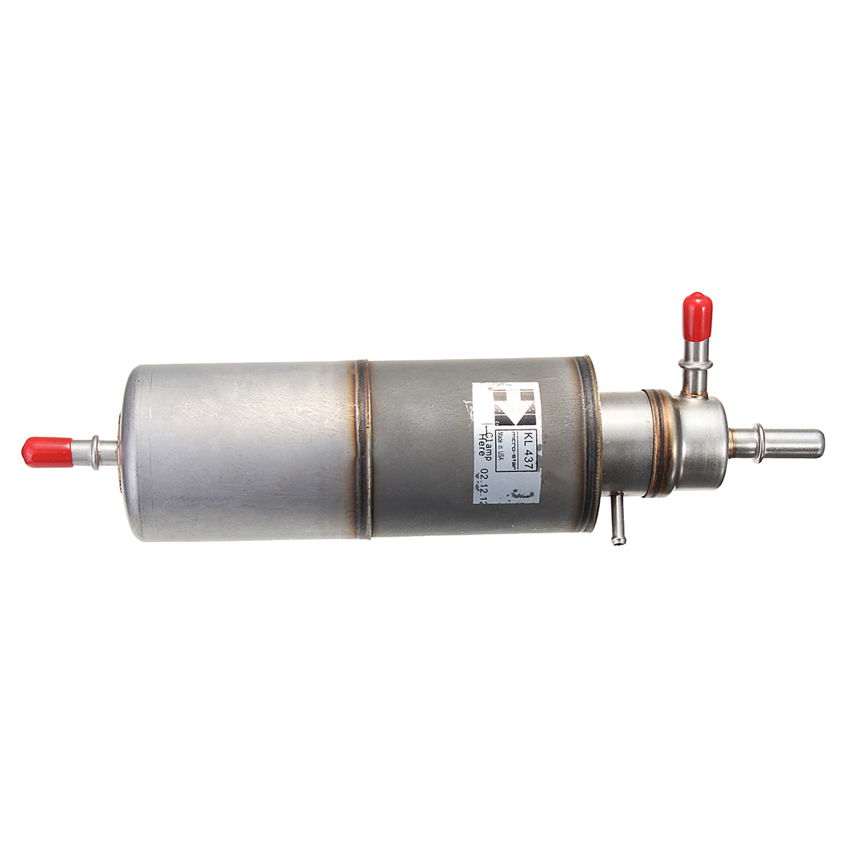 mercedes ml320 fuel filter location