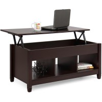 Best Choice Products Home Lift Top Coffee Table Furniture ...