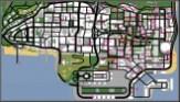 Mirando la ciudad parece que tenga pocas calles:La ciudad de Los