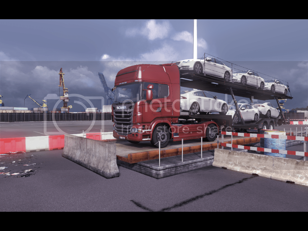 Tapis Scania Scania Truck Driving Simulator Thread Page 2