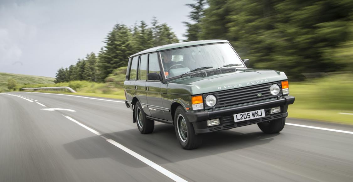 1970-1996 Range Rover Classic Buying Guide Autoclassics