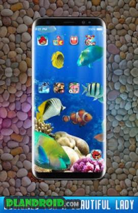 Koi Pond 3d Live Wallpaper Pro Apk Fish Live Wallpaper 3d Aquarium Background Hd Pro Apk Full