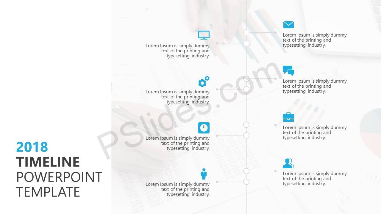 timeline powerpoint presentation templates design bies