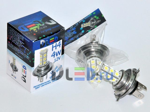 H4 Led Autolamp Led Bulbs H4, Led Autolamps H4, Headlights H4