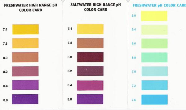 Reducing PH Isn\u0027t Always Easy ! KH ( Buffers ) And PH My Aquarium Club - ph chart