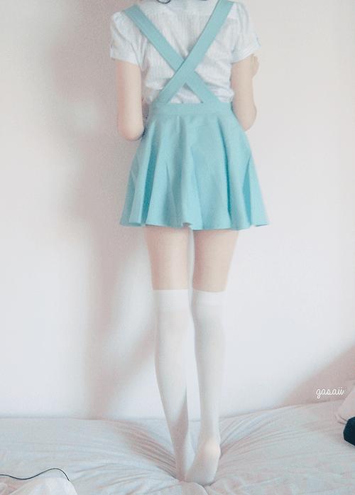 Cute Kawaii Pastel Wallpaper Pastel Suspender Skirt On Storenvy