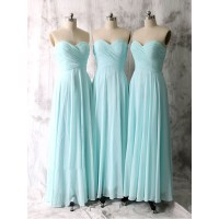 long bridesmaid dresses, tiffany blue bridesmaid dresses ...