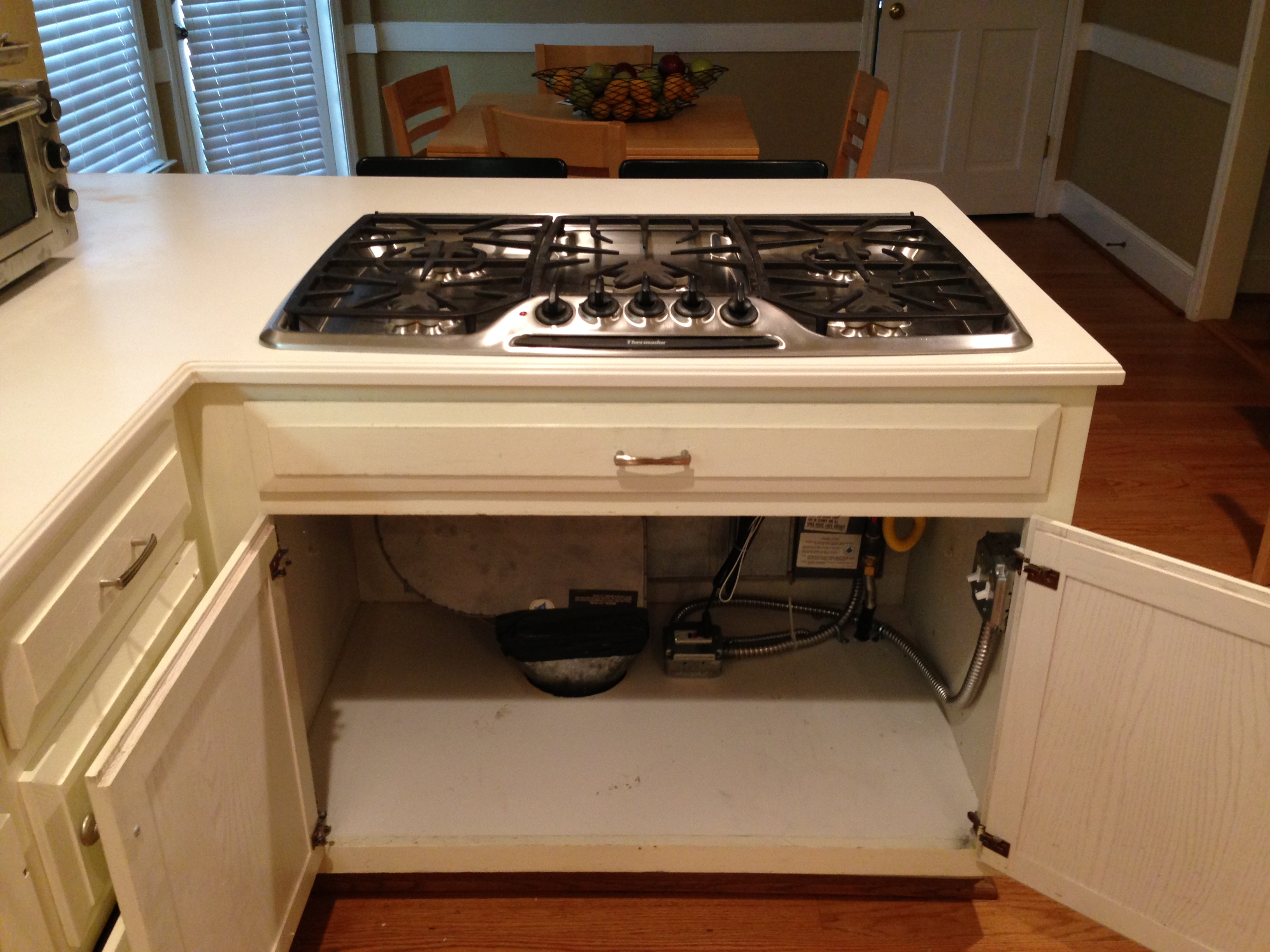 Gas Cooktop Installation Convert Your Range To Gas Man For All Reasons