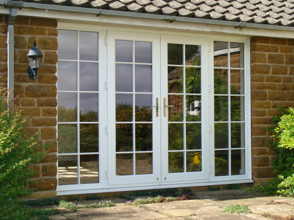 Timber Glass Doors French Doors D M Windows Nottingham