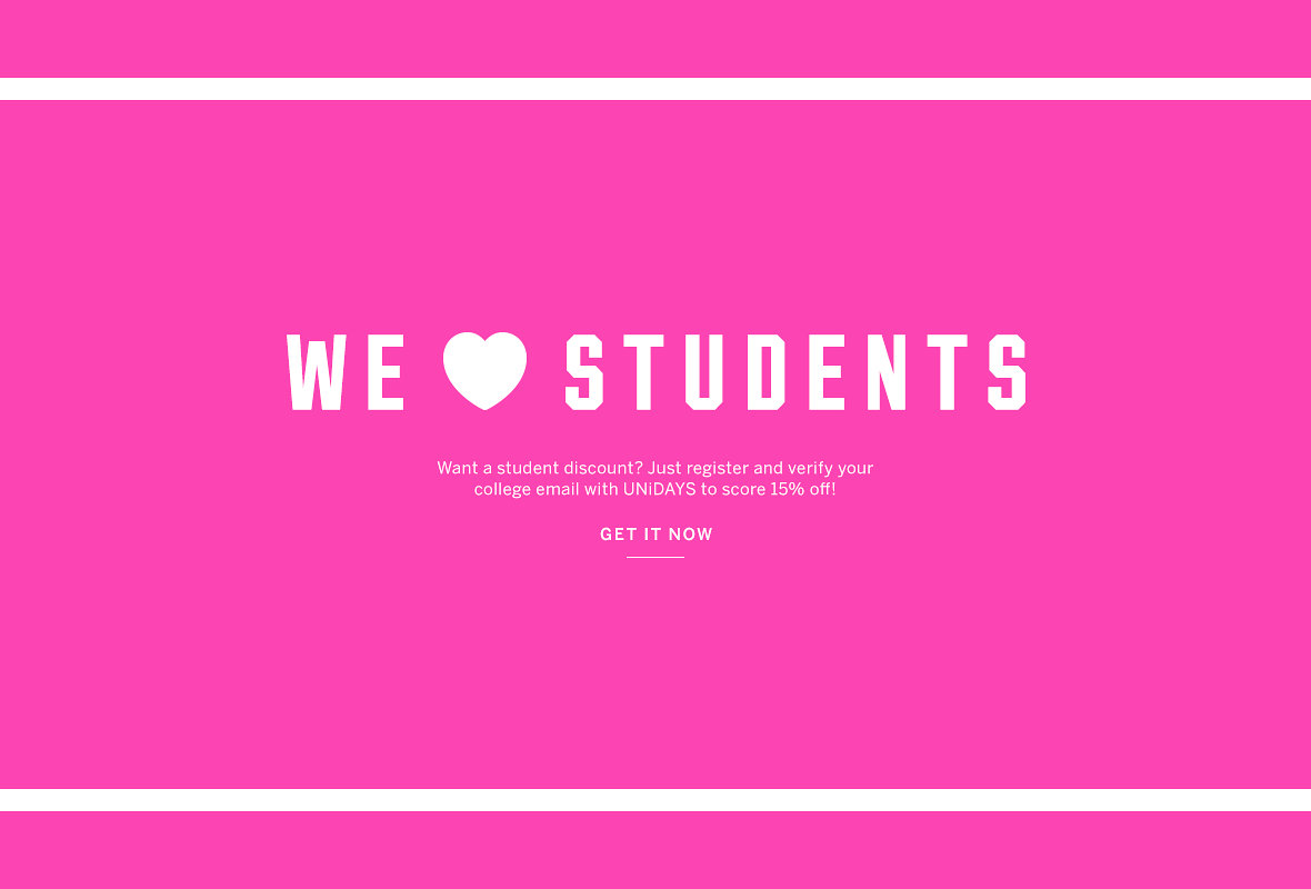Pink Tv Online Pink Student Discount Pink