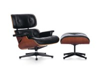 Buy the Vitra Eames Lounge Chair & Ottoman at Nest.co.uk