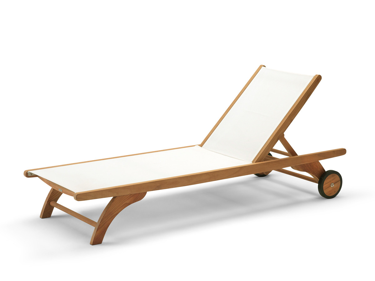 Garten Liegen Buy The Skagerak Columbus Sun Lounger At Nest Co Uk