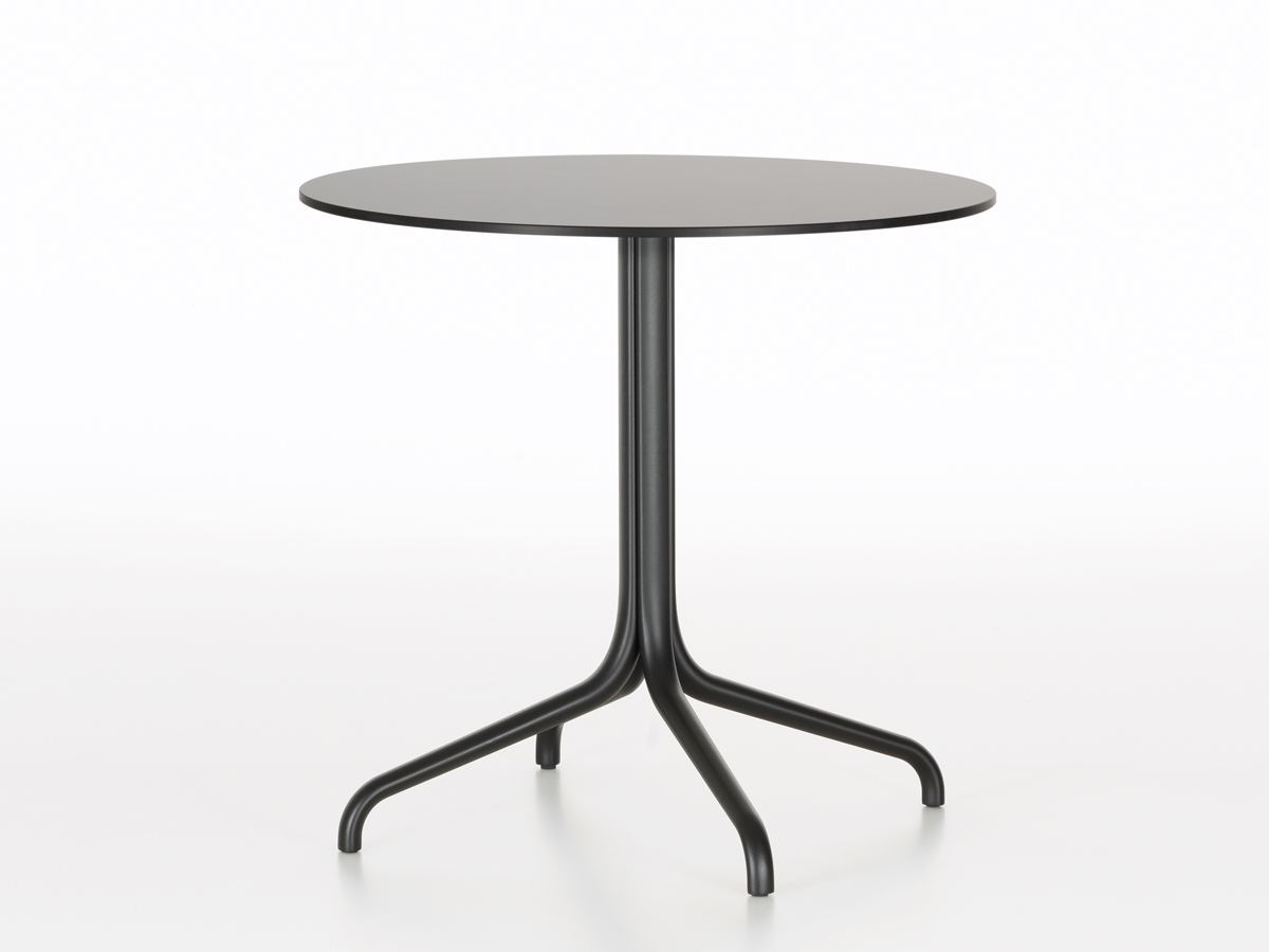 Table Café Buy The Vitra Belleville Cafe Table Round Outdoor At