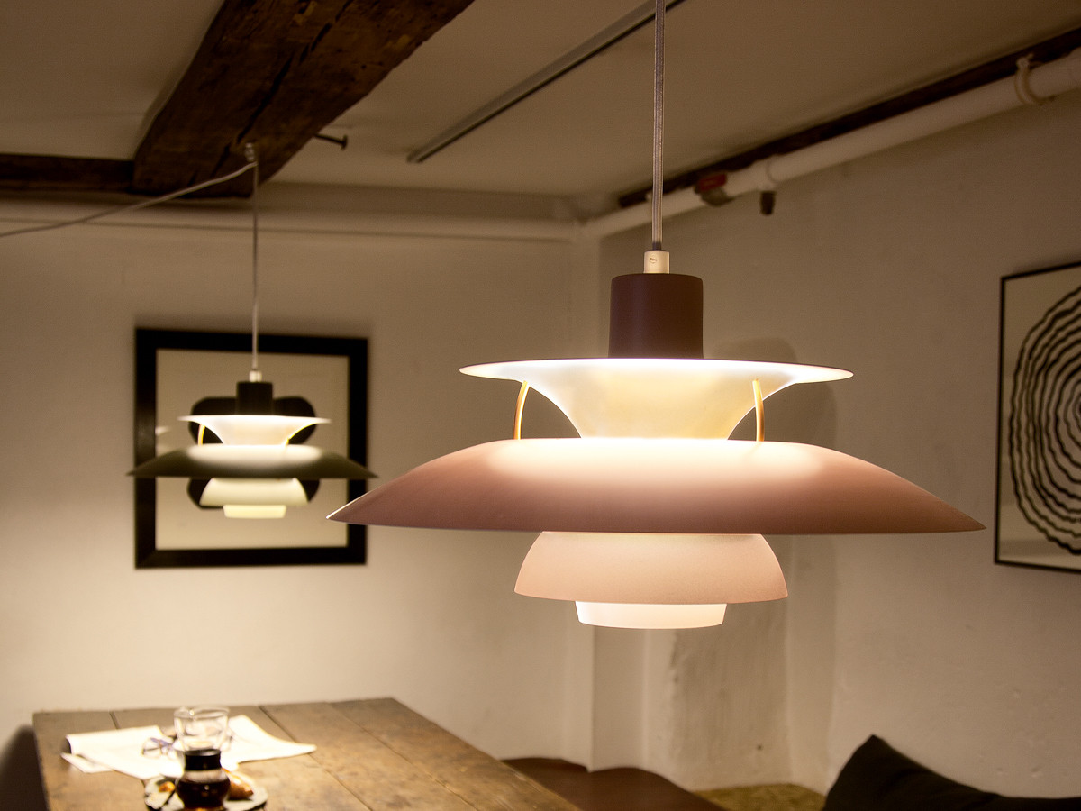 Buy The Louis Poulsen Ph 5 Pendant Light Contemporary - Louise Poulsen