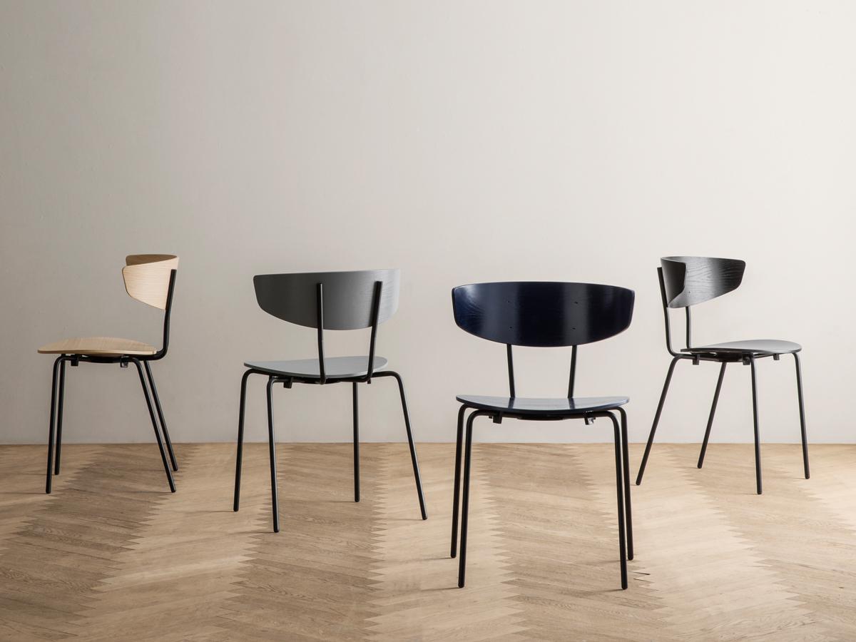Buy The Ferm Living Herman Chair At Nestcouk