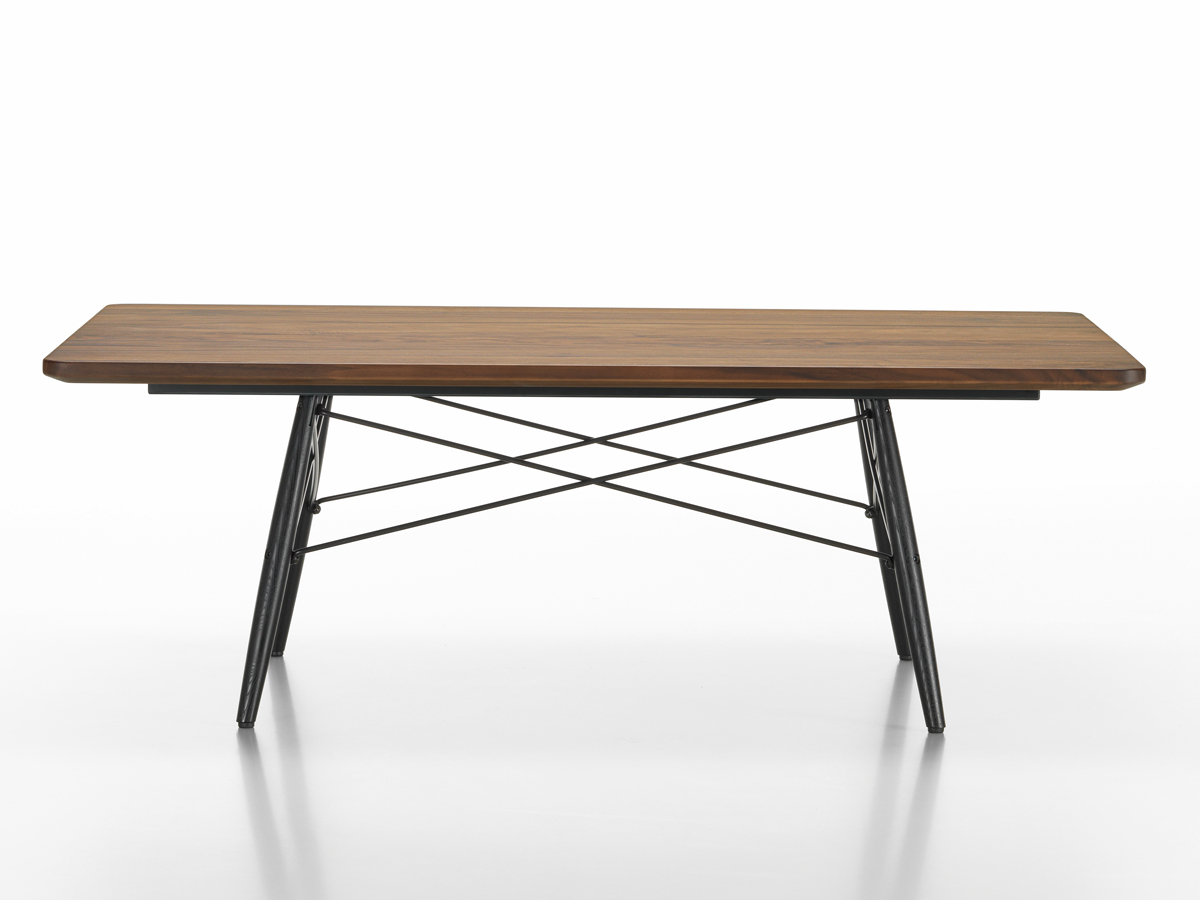 Eames Vitra Table Buy The Vitra Eames Coffee Table Rectangular At Nest Co Uk