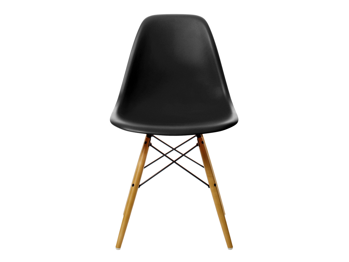 Eames Vitra Buy The Vitra Dsw Eames Plastic Side Chair Golden Maple
