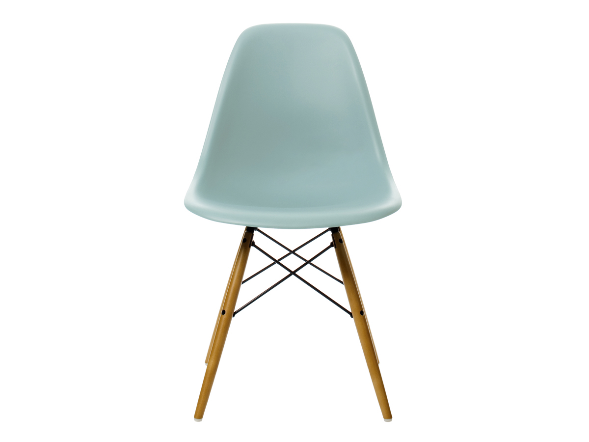 Eames Chair India Buy The Vitra Dsw Eames Plastic Side Chair Golden Maple