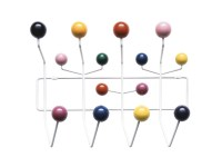 Buy the Vitra Eames Hang It All Coat Rack at Nest.co.uk