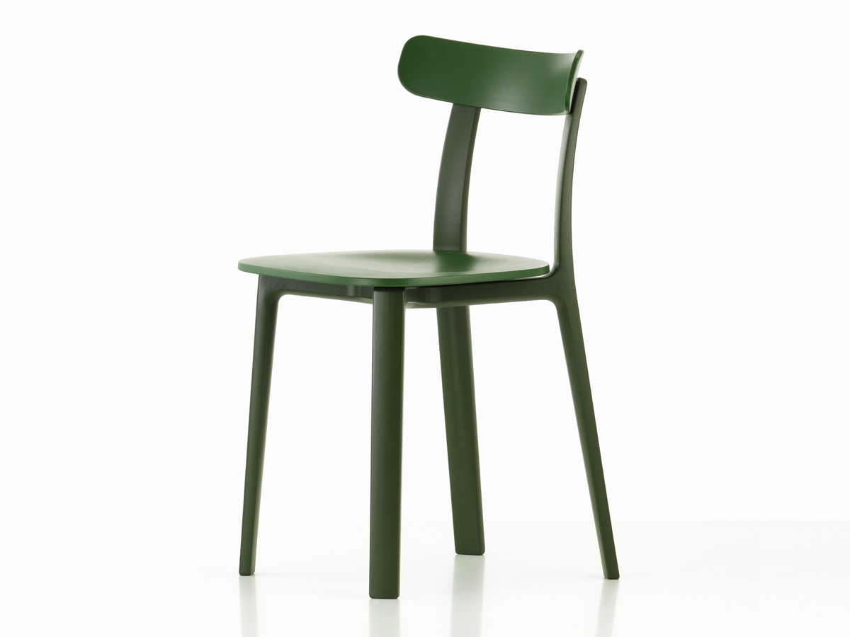 Buy The Vitra All Plastic Chair At Nestcouk